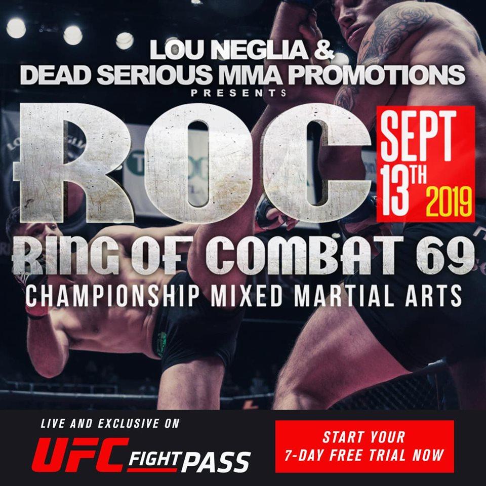 Ring of Combat 69