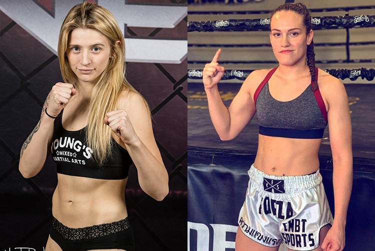 Glory Watson looks to hold to New England Fights titles simultaneously