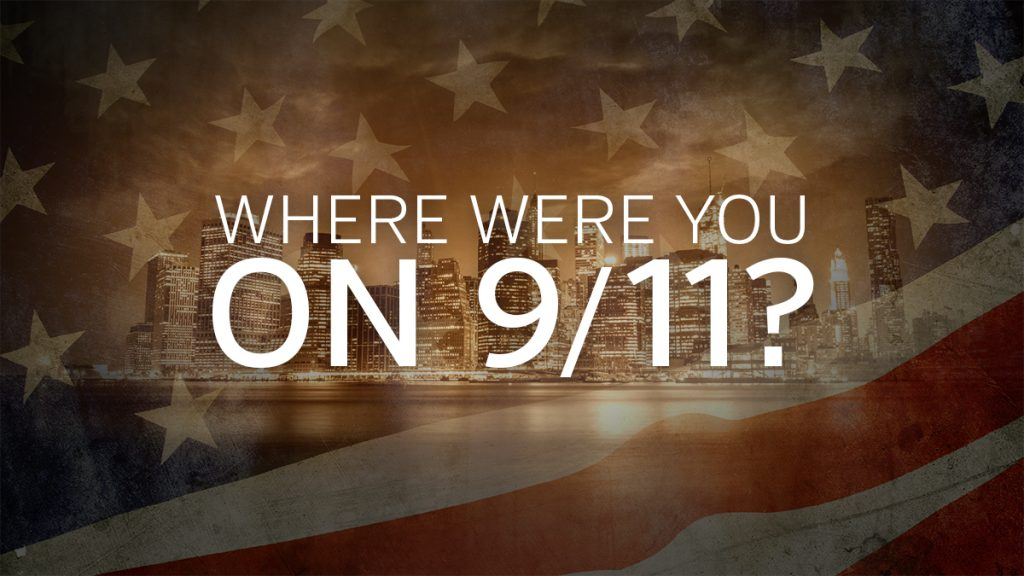 UFC fighters recall where they were on September 11, 2001
