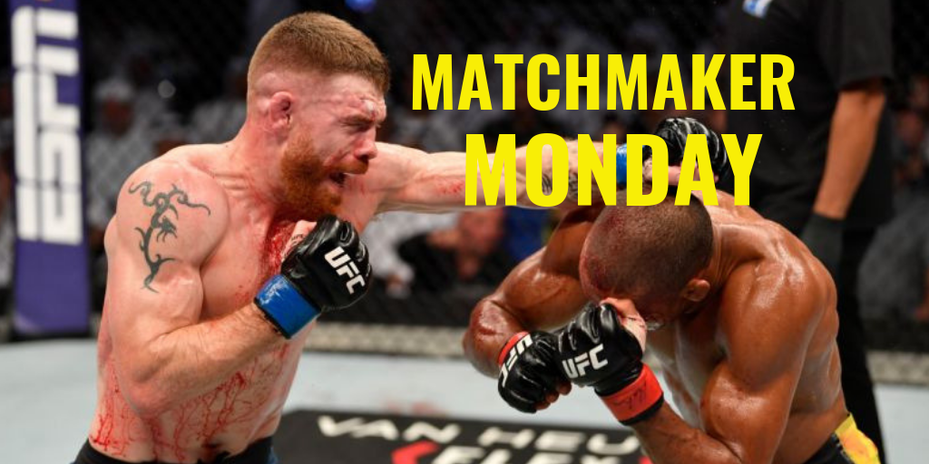 Matchmaker Monday: Next Fights following UFC 242