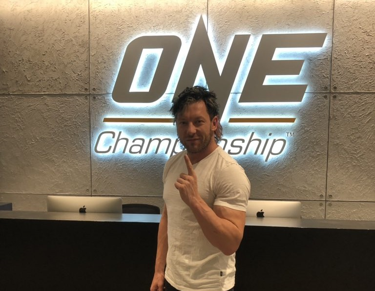 Kenny Omega, pro wrestling star, teases work with ONE Championship