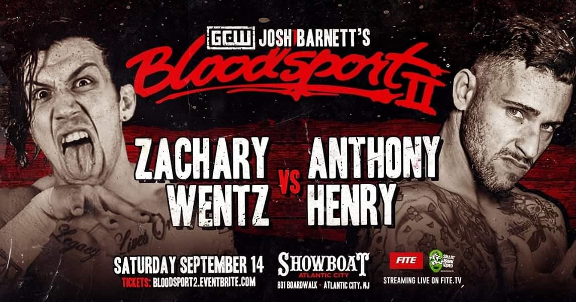 Josh Barnett's Bloodsport II