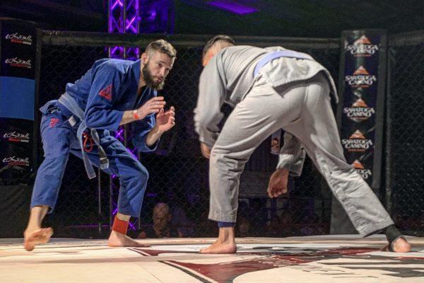 Caleb Crump pro jiu jitsu