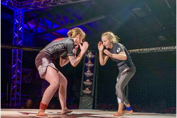 Courtney King Pro Jiu Jitsu