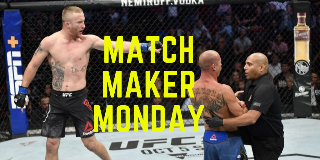 Match Maker Monday Following UFC on ESPN+ 16
