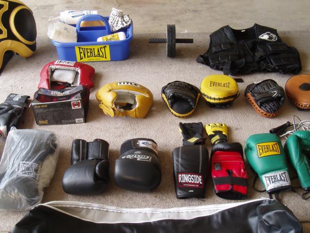 mma equipment