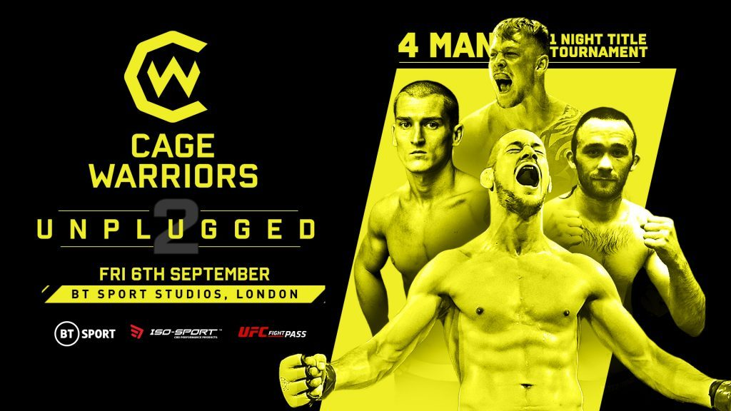 Cage Warriors Unplugged