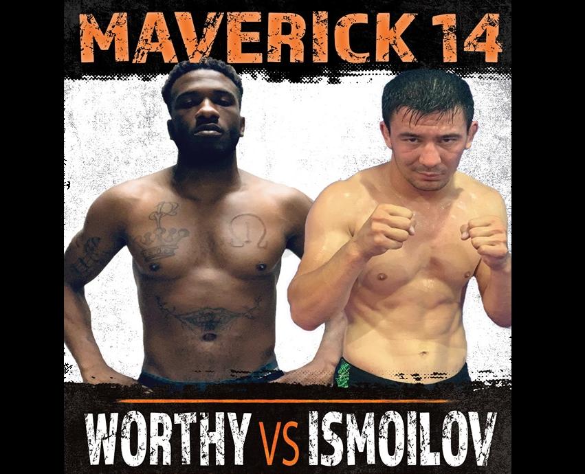 Maverick 14 results - Worthy vs. Ismoilov