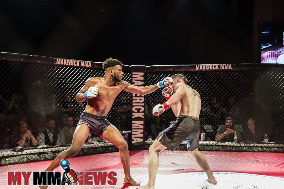 Chaka Worthy vs. Chris Disonell - Maverick 13