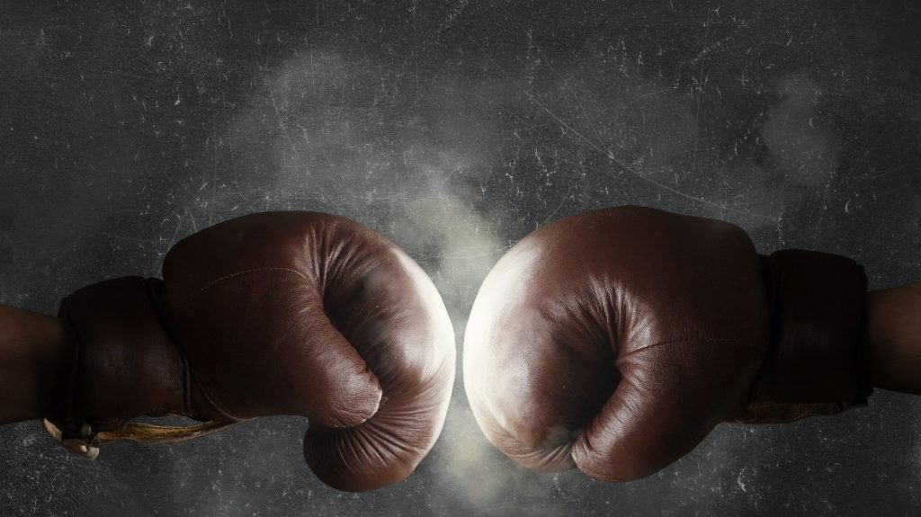 Errol Spence. boxing