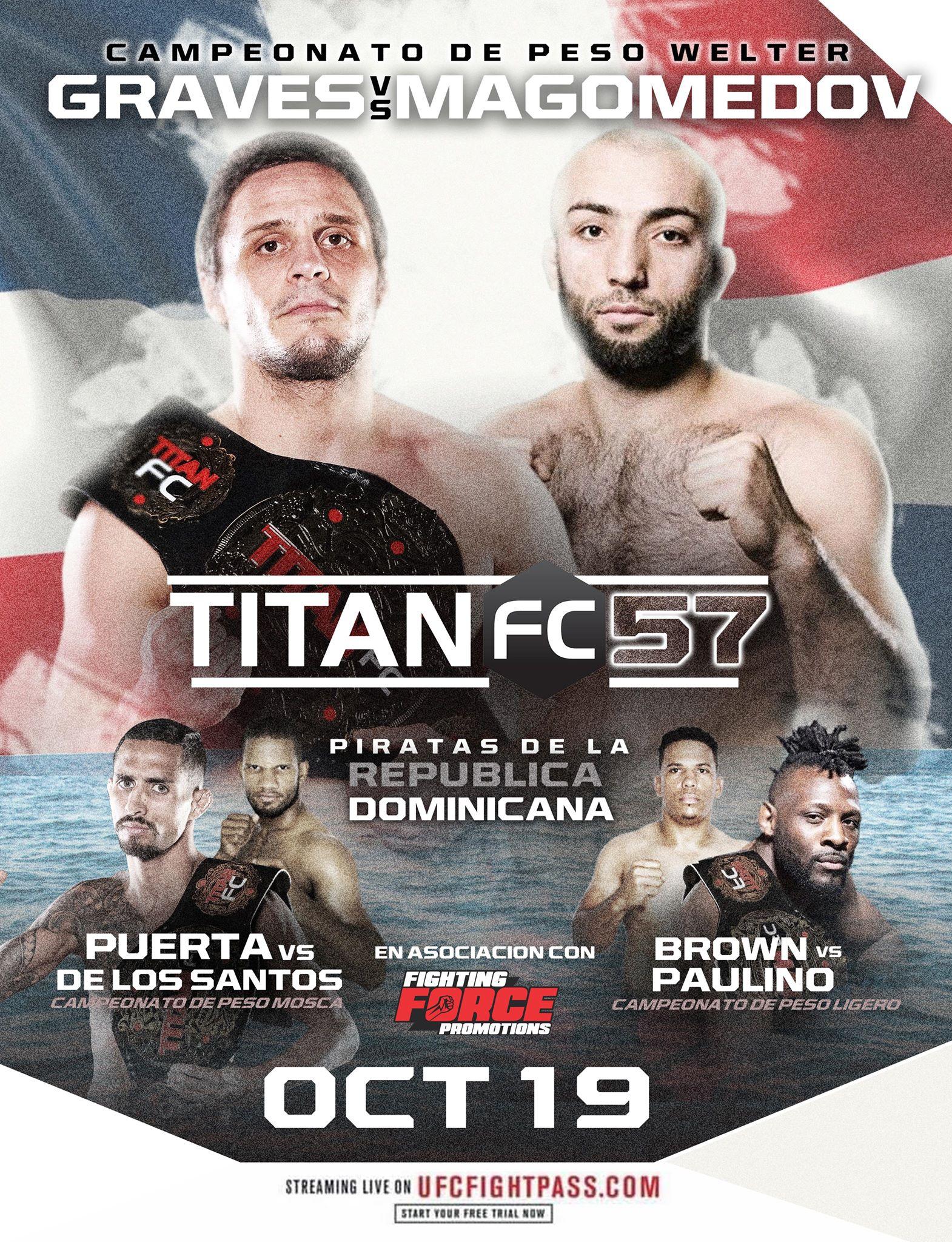 Titan FC 57