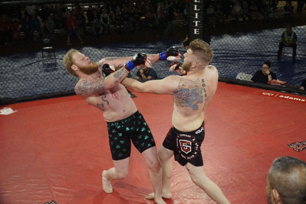 Tyler Cardwell and Antwon Curtis headline Titans of the Cage 28
