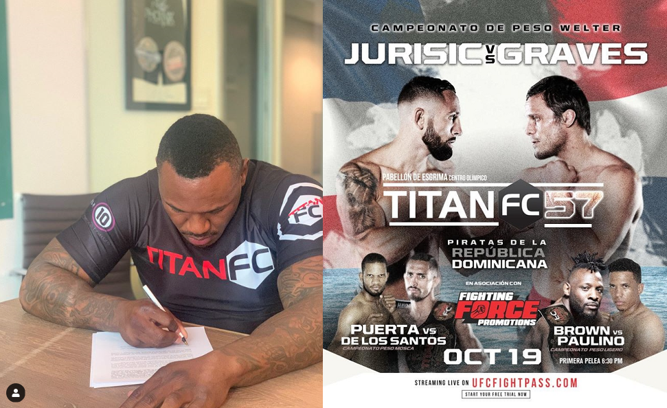 """Mohammed Usman, """"focused and locked in,"""" ahead of Titan FC 57"""