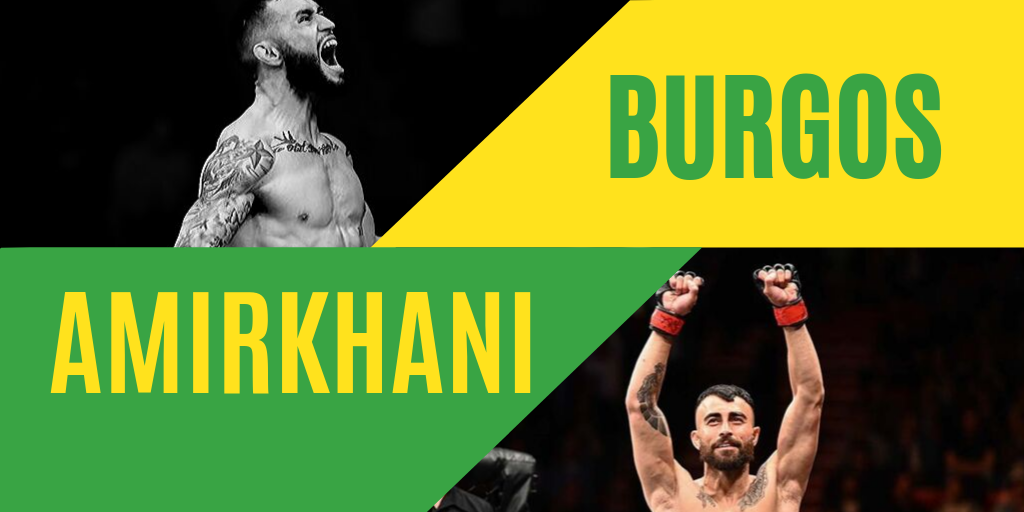 Shane Burgos vs. Makwan Amirkhani added to UFC 244 at MSG