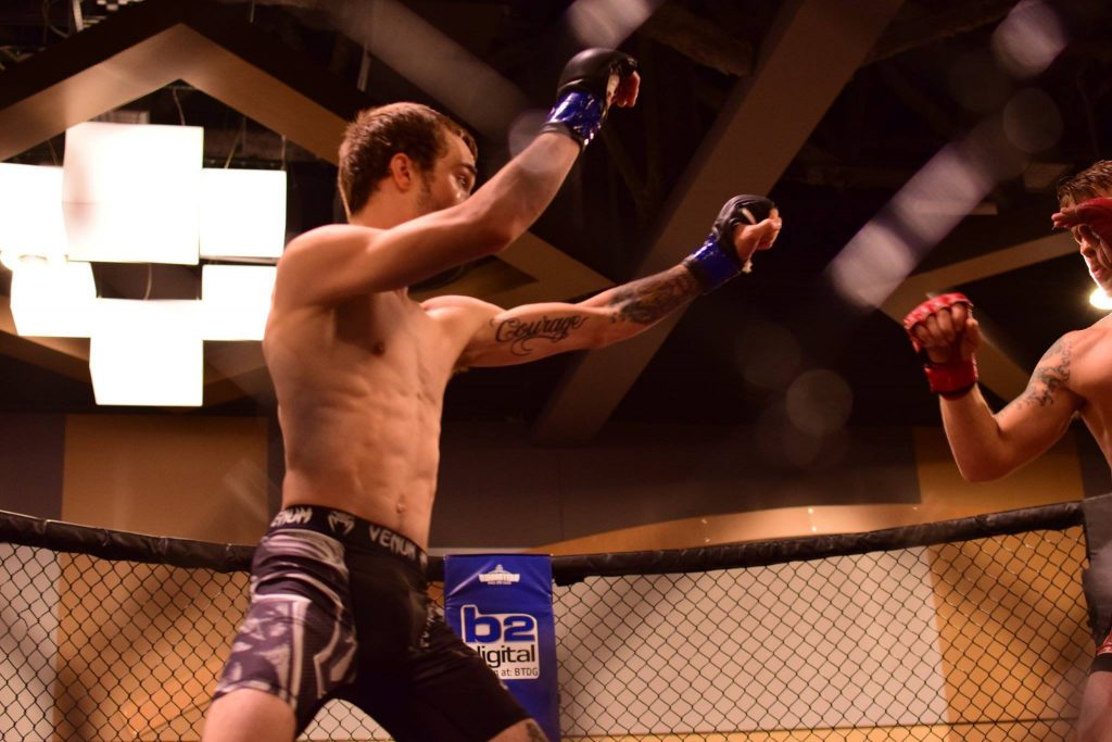 "Donald ""Real Deal"" Ballou looks for second Hardrock MMA title on October 12"