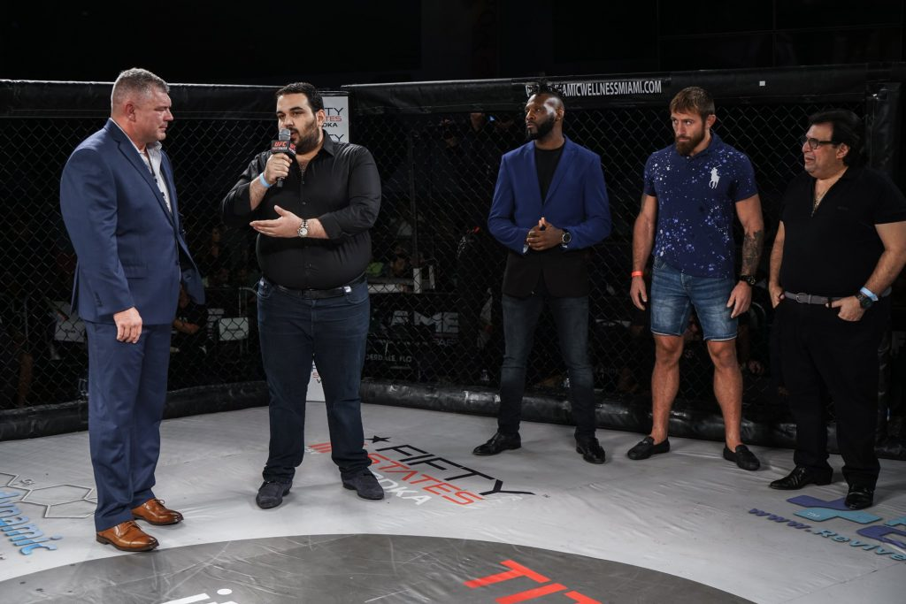Titan FC goes big with international expansion