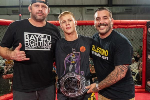 Undefeated Francis Marshall makes pro debut on Maverick 14 fight card