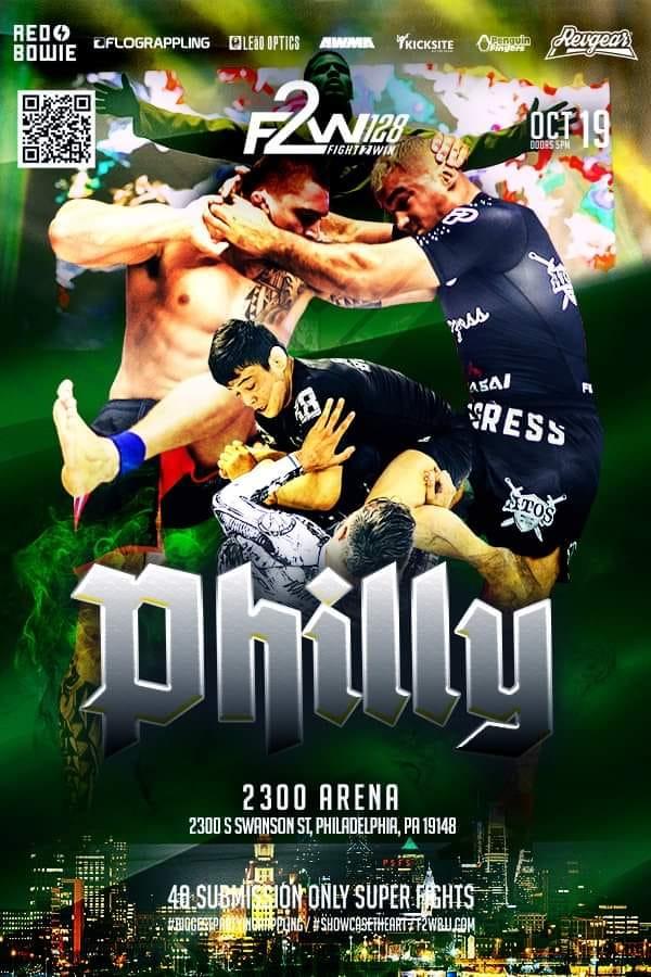 Matt Hill, Fight 2 WIn Philly