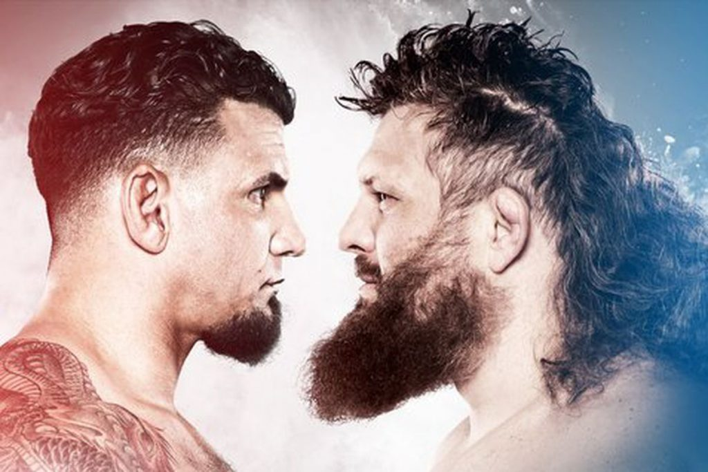 Bellator 231 results - Mir vs. Nelson 2