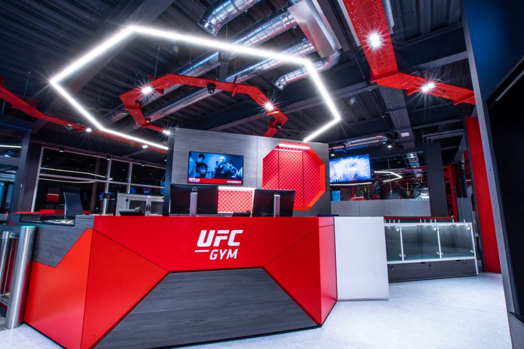 UFC Gym, Nottingham, Europe's first ever UFC Gym opens in Nottingham