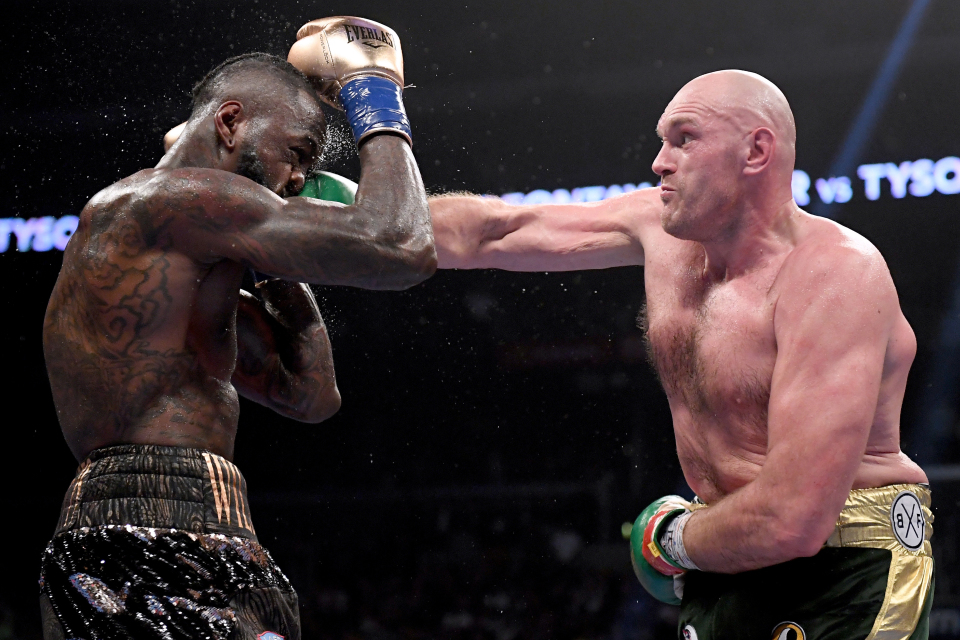 The Best Boxing Matches in the Last 5 Years