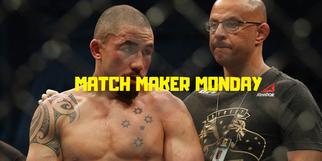 Match Maker Monday Following UFC 243 - What's next?
