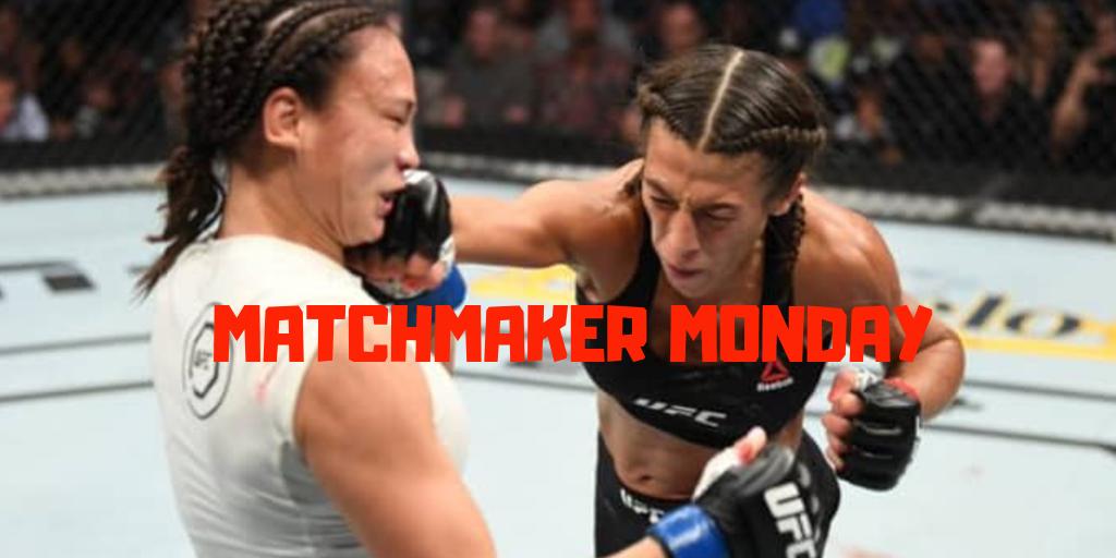 Matchmaker Monday following UFC Tampa