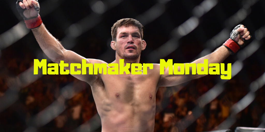 Matchmaker Monday following UFC Singapore