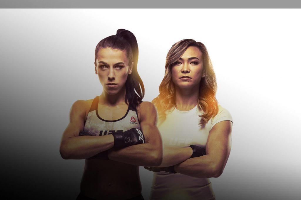 UFC Tampa results - Jedrzejczyk vs. Waterson