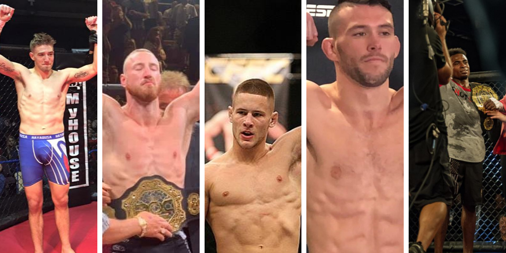Top 5 Mixed Martial Arts Prospects Out Of Philadelphia