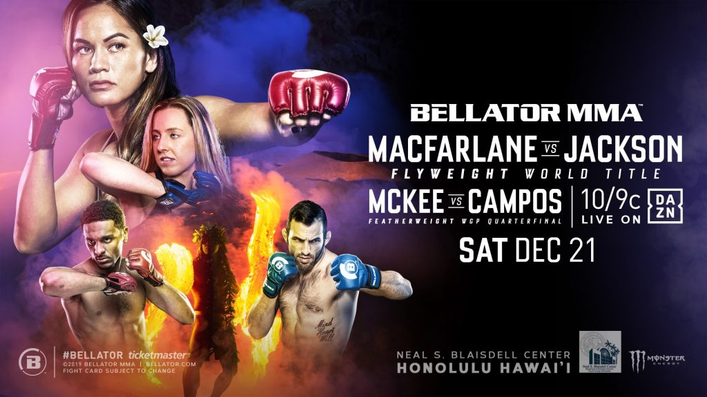 Undefeated Ilima-Lei Macfarlane Returns Home to Hawaii on Dec. 21 for Title Defense Against Kate Jackson