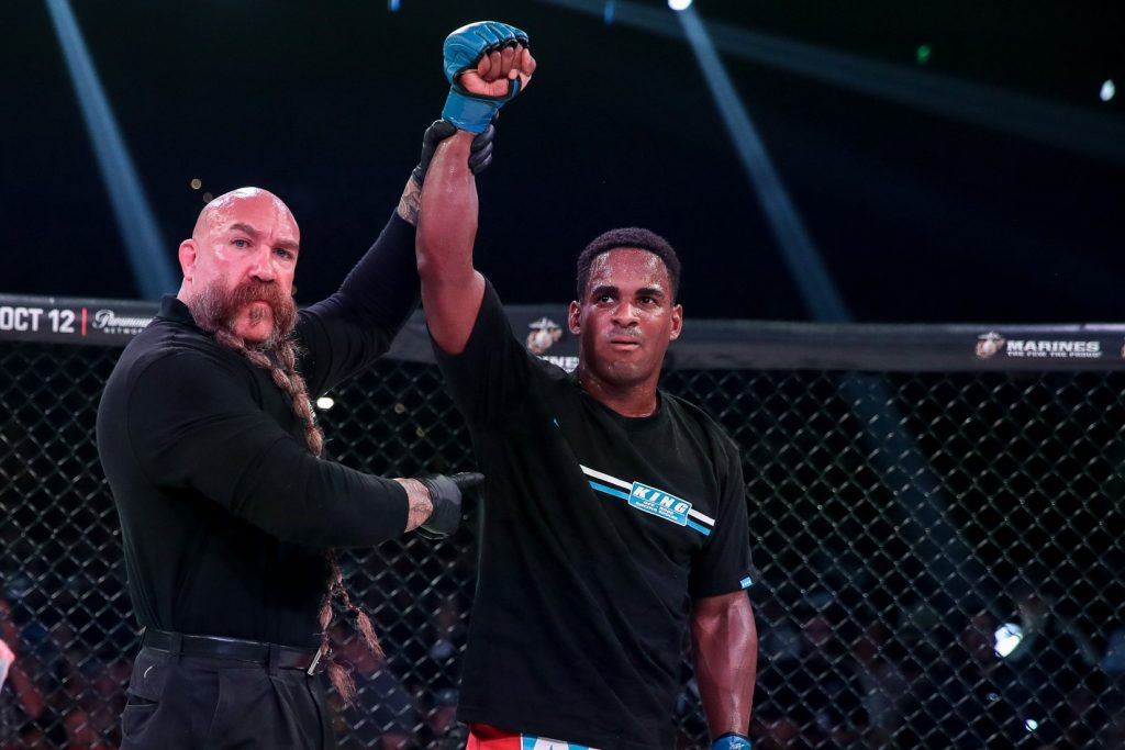 Bellator 229 results - Larkin outpoints Koreshkov