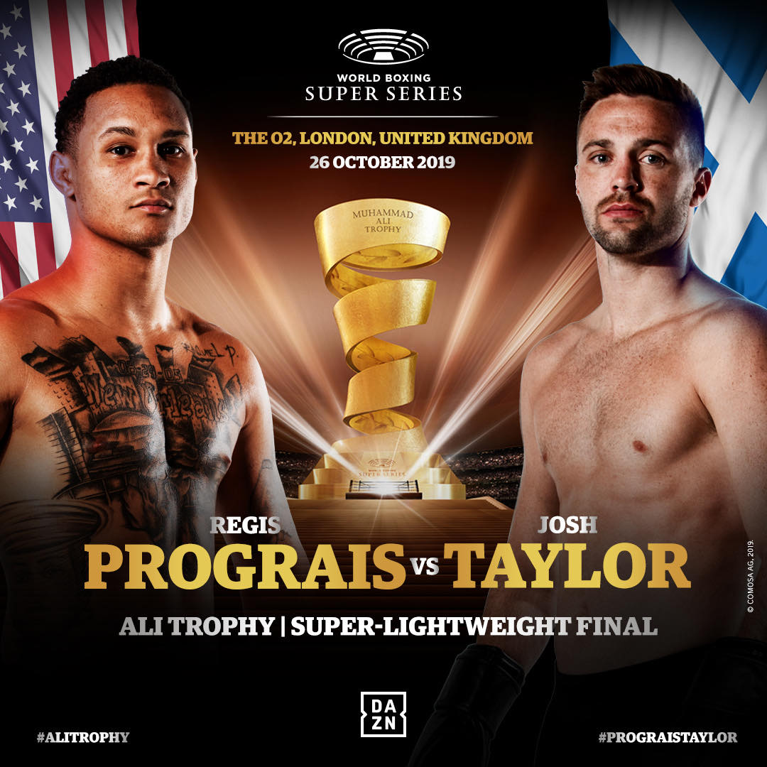 """WBSS President: """"Prograis-Taylor is the caviar of boxing"""""""