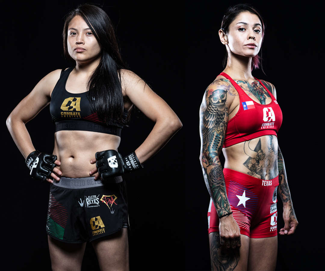 Combate Americas Announces First Women's World Title Fight on Dec. 7