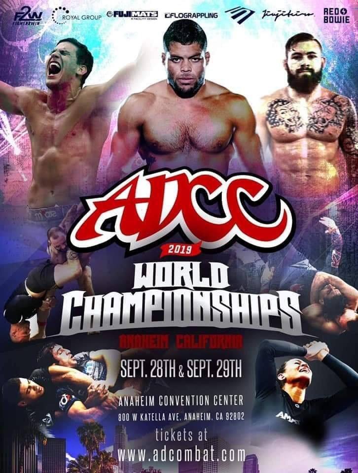 ADCCC World Championships, ADCC 2019