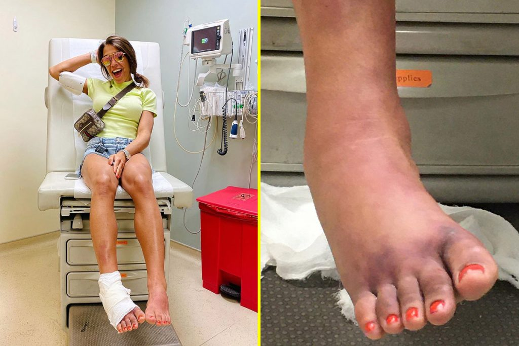 Joanna Jedrzejczyk gives foot update, eyes championship fight