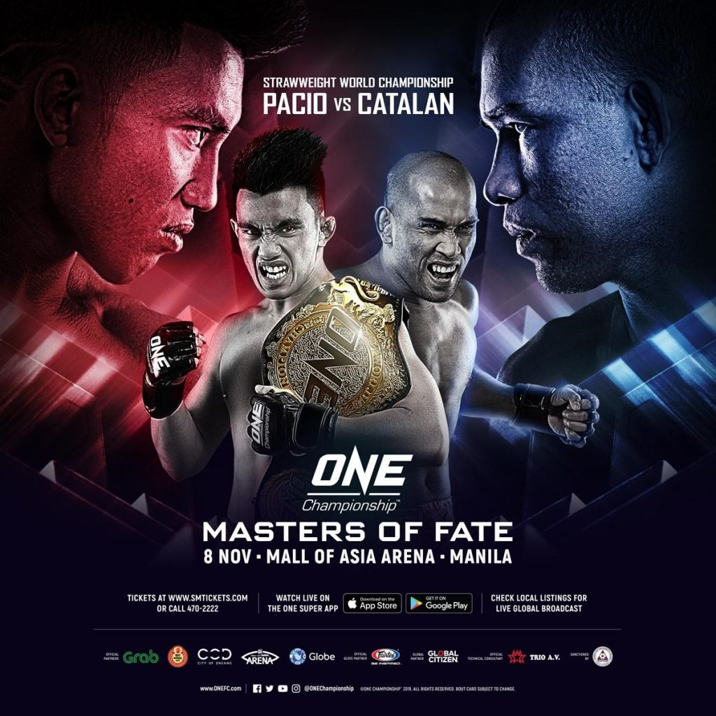 Joshua Pacio to Defend Title Title Against Rene Catalan at ONE: Masters of Fate