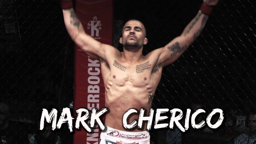 Mark Cherico injured, uncertain about future in competitive mixed martial arts