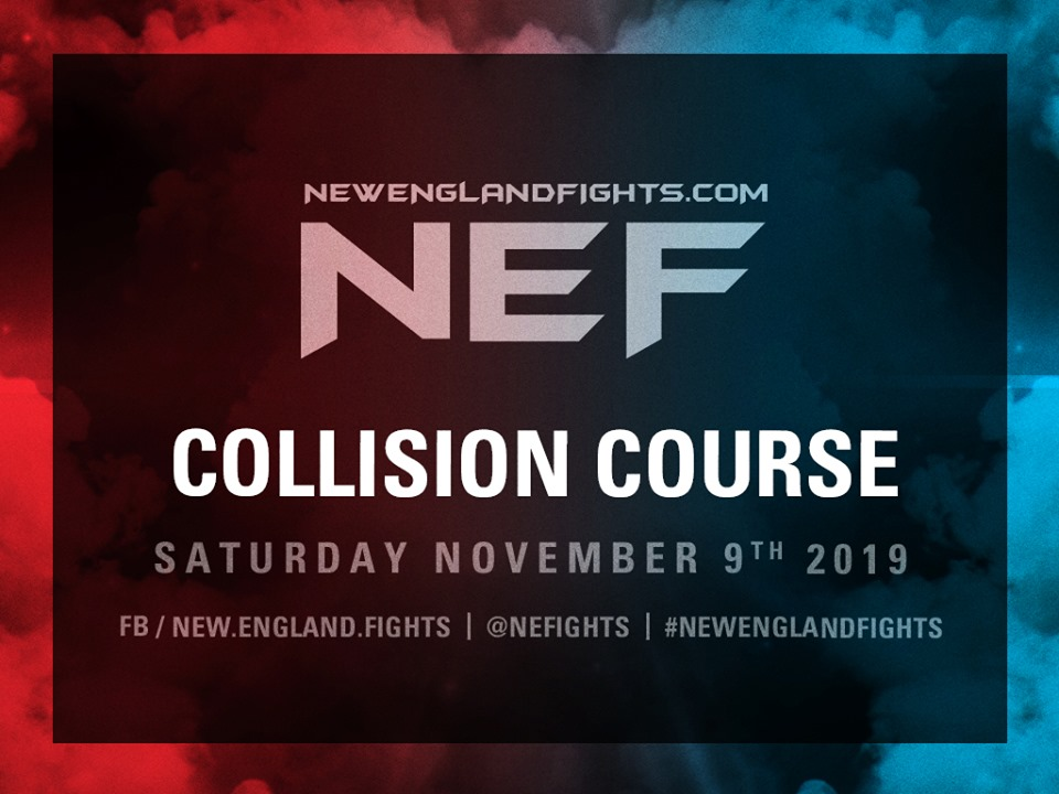 Four title fights headline final New England Fights card of 2019