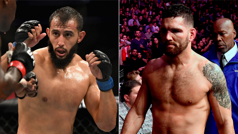 Weidman vs. Reyes in Boston - Which fighter is the favorite?