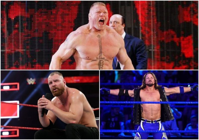 Wrestlers Coming To And Leaving WWE In 2019