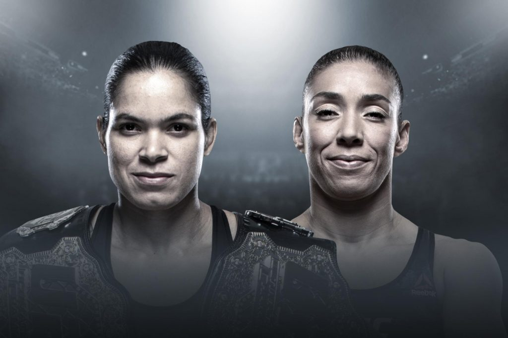 UFC 245 - Amanda Nunes vs. Germaine de Randamie
