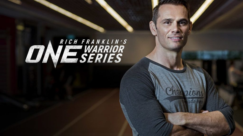 ONE Warrior Series, Rich Franklin, ONE Championship