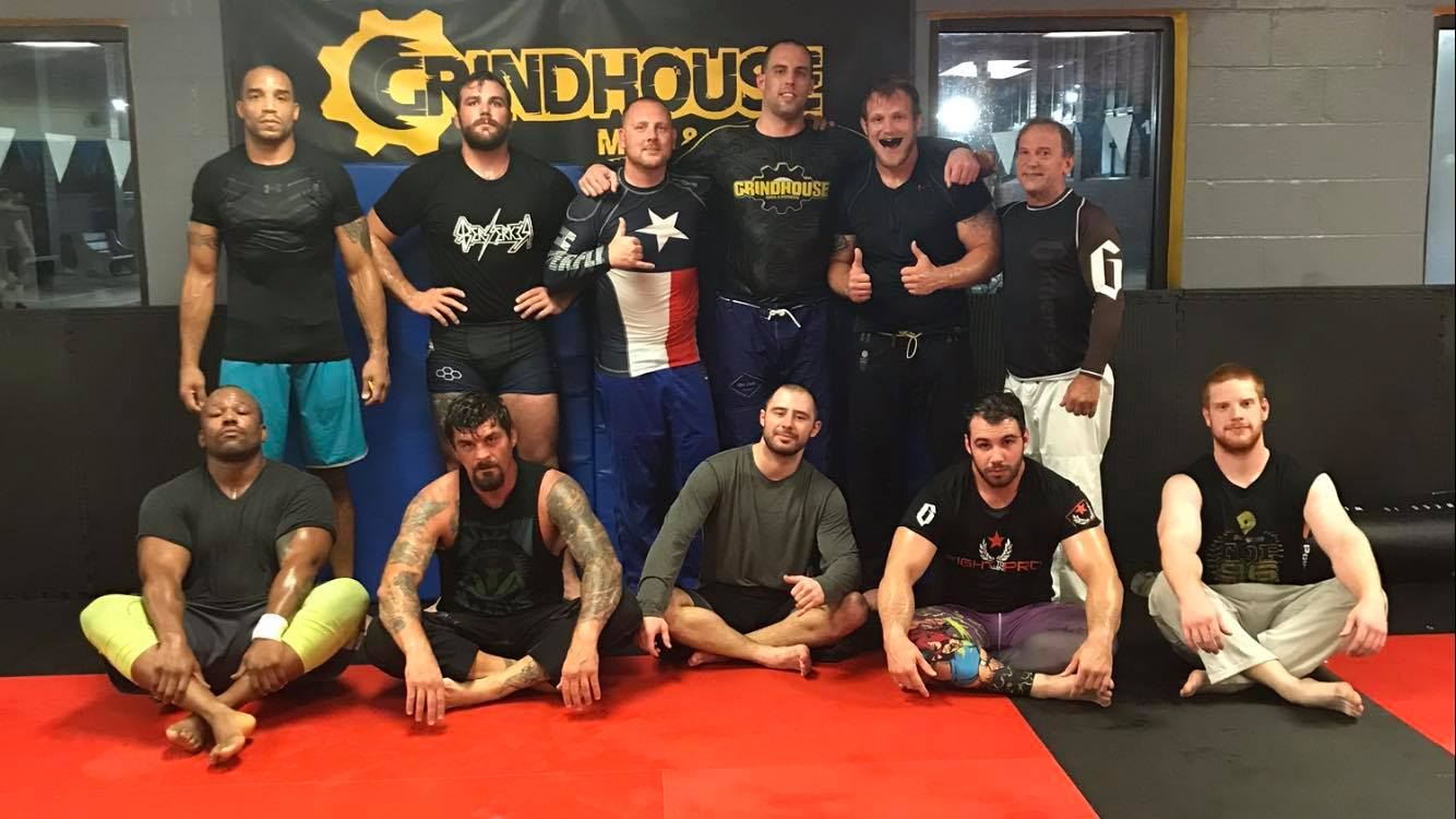 Grindhouse MMA, Shawn Stefanelli
