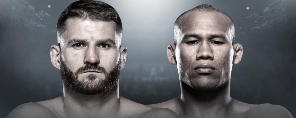 UFC on ESPN+ 22 results - Blachowicz vs. Souza