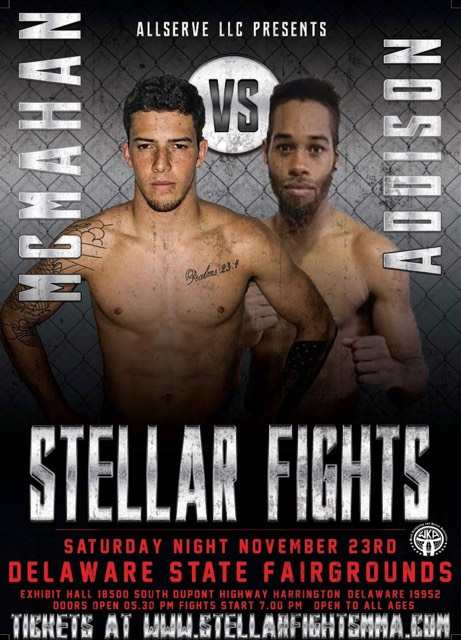 Doug Addison, Stellar Fights
