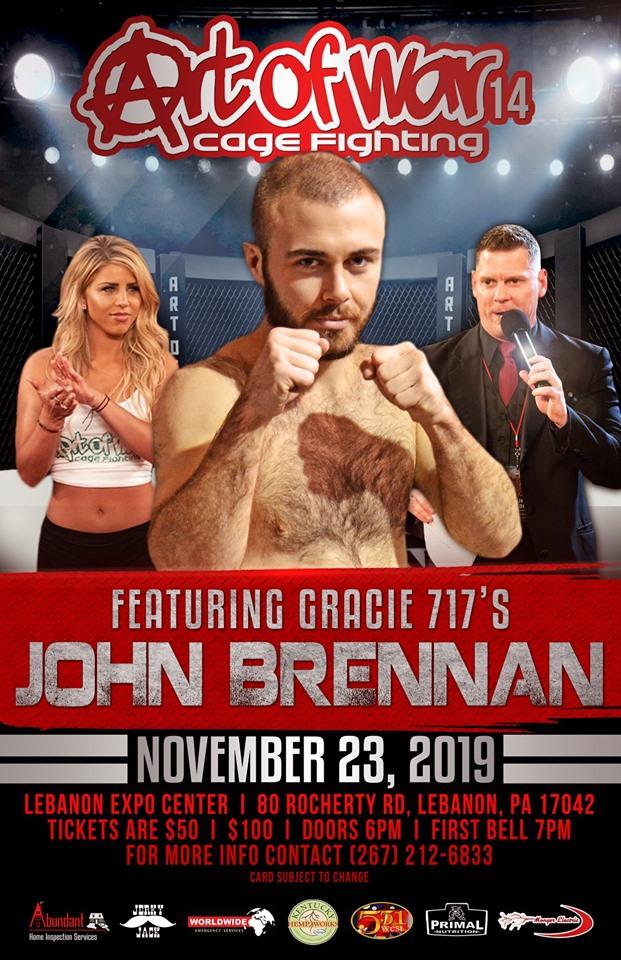 John Brennan, Art of War 14