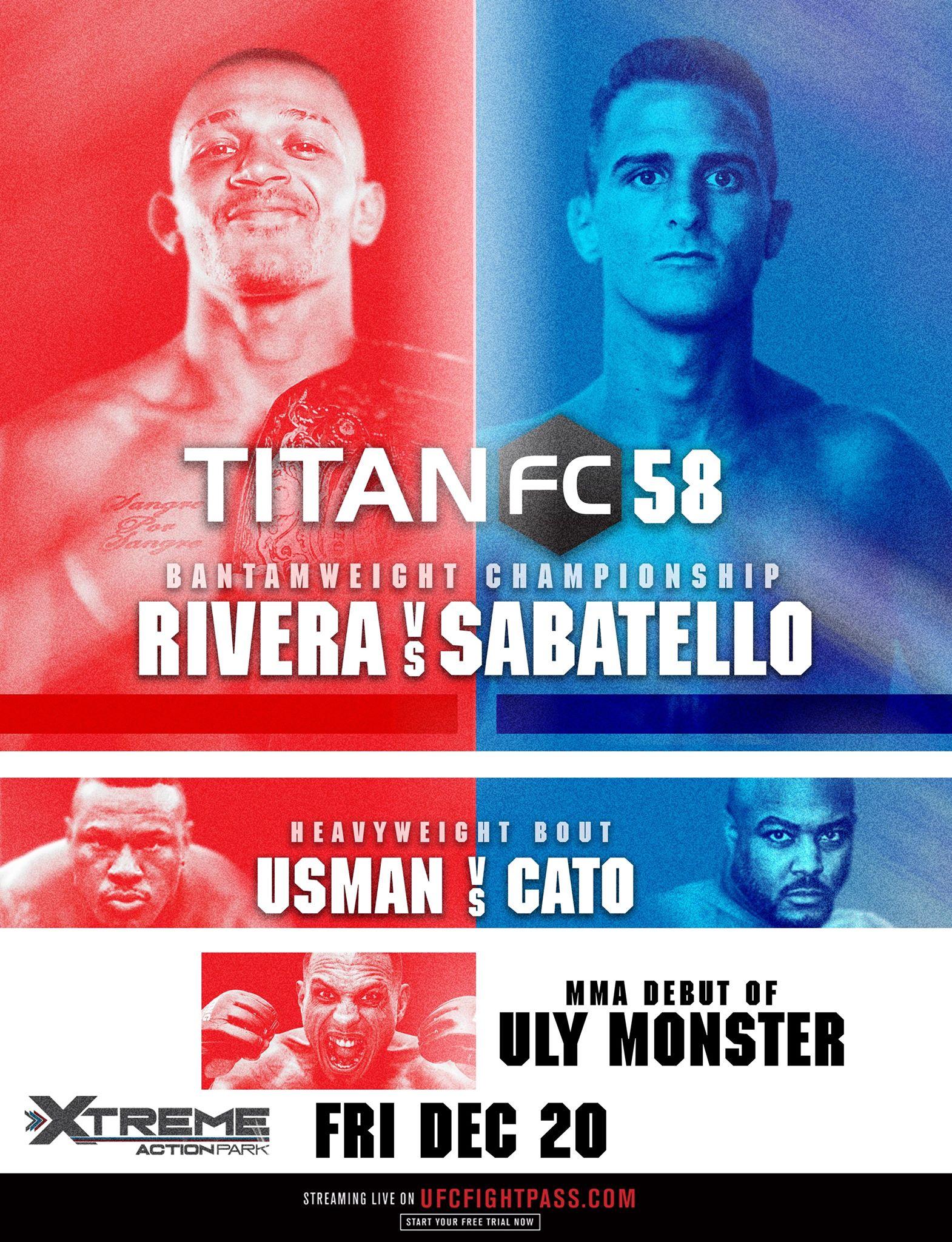 Titan FC 58