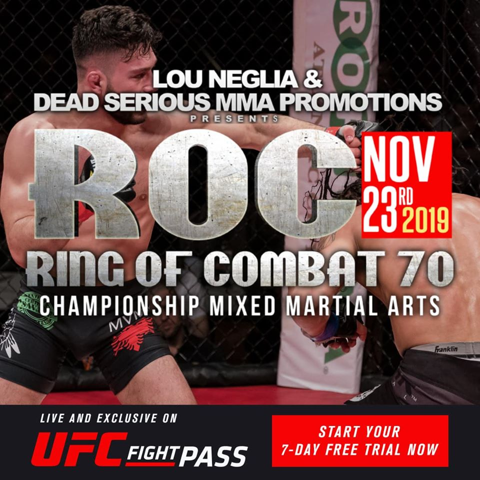 Ring of Combat 70 results