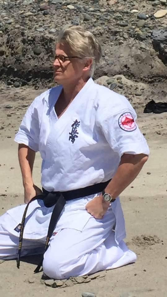 Shihan Roman Herman, Kyokushin